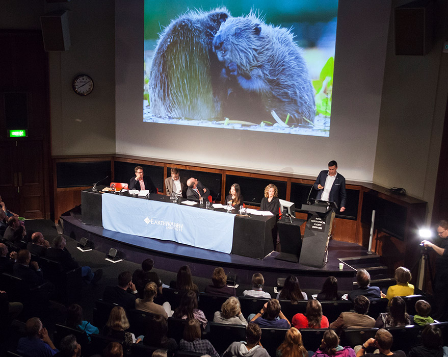 Watch our Rewilding event